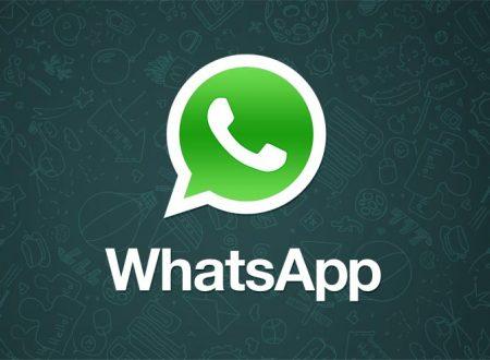 WhatsApp 'fa fuori' smartphone e sistemi operativi obsolet