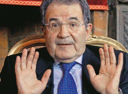 ROMANO PRODI, DOVREMMO PASSARE DALL'EURO AI SESTERZI COSI' RISOLVEREMMO LA CRISI.