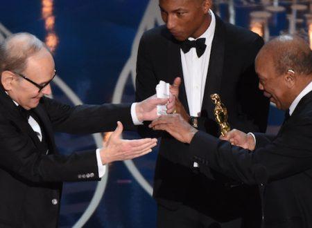 Ennio Morricone vince l'oscar, congratulazioni Maestro
