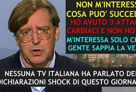 Giornalista scatena putiferio in Germania ma in Italia le TV censurano! VIDEO SHOCK