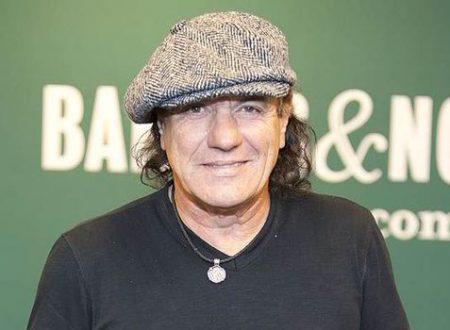 Brian Johnson rischia di perdere l'udito e gli AC/DC annullano il tour