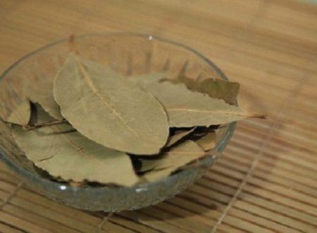 Brucia delle foglie di alloro in una stanza e guarda cosa accade dopo 10 minuti