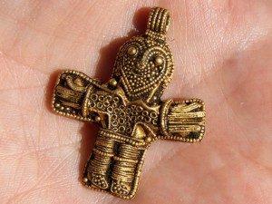 Un crocifisso trovato per caso in Danimarca può riscrivere la storia del cristianesimo