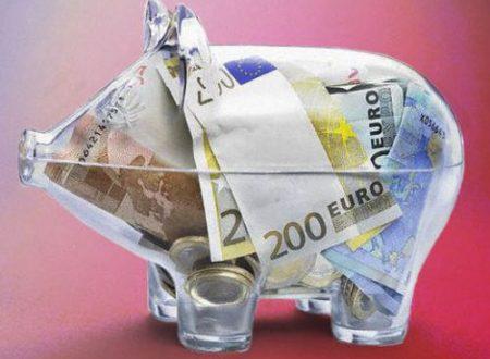 Un conto bancario che noi tutti abbiamo…