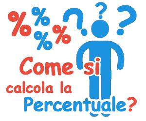 Il velocissimo metodo per calcolare la percentuale, VIDEO