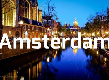 5 Buoni Motivi per mollare tutto e andare a vivere ad Amsterdam