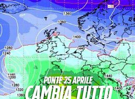 METEO: CAMBIA TUTTO – ARRIVA L'ANNUNCIO DEI METEOROLOGI CHE SCONVOLGE, ECCO COME CAMBIERA'