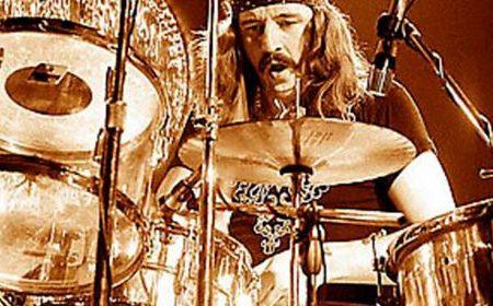 """Il 31 Maggio del 1948 nasce JOHN """"Bonzo"""" BOHNAM, uno dei più grandi batteristi di tutti i tempi, fondamentale nel suono dei Led Zeppelin"""