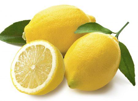 Il Limone? Contiene 22 sostanze anti-cancro !