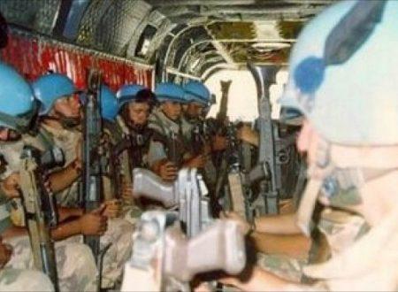 4000 militari italiani tornati dalle missioni malati di cancro.Ma per il ministro Pinotti è tutto ok!