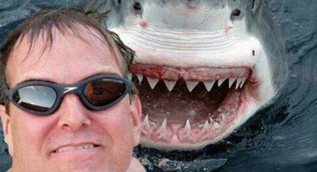 Quei selfie che uccidono più degli squali…