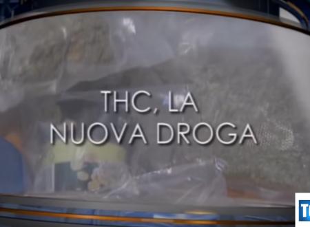 Incredibile al Tg3: Il THC è una nuova droga dagli effetti tremendi