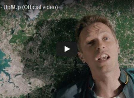 Ecco il nuovo incredibile video  dei Coldplay di Up&Up