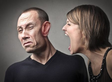 È SCIENTIFICO – La voce delle donne stanca il cervello degli uomini! – Rassegnatevi, donne: se gli uomini non ascoltano la colpa non sarebbe del tutto loro!