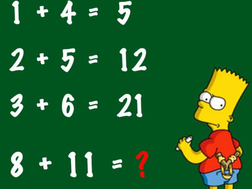 Certo la matematica non ce la ricordavamo così… Riesci a risolvere la serie logica? via alle soluzioni!