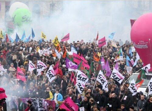 Jobs Act e Ttip, francesi ancora in rivolta. E gli italiani? Aspettano gli europei…