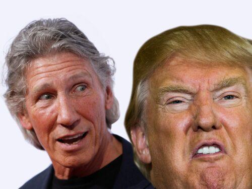 Roger Waters: Donald Trump è un maiale ignorante