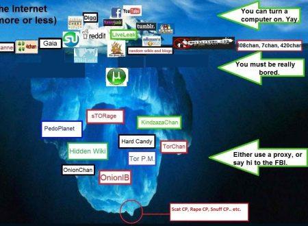 """Deep Web, Il web """"nascosto"""" che nessuno conosce: la rivelazione di Pingitore"""