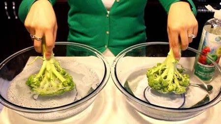 Come eliminare i pesticidi da frutta e verdura in modo naturale