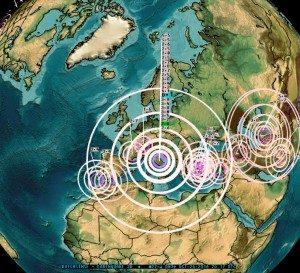 """L'esperto """"Dutchsinse c/o Michael Janitch""""che ha previsto i 3 forti terremoti in Italia ci aggiorna sulle prossime attività sismiche."""
