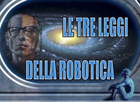 Isaac Asimov, le sue tre leggi della robotica sono famosissime