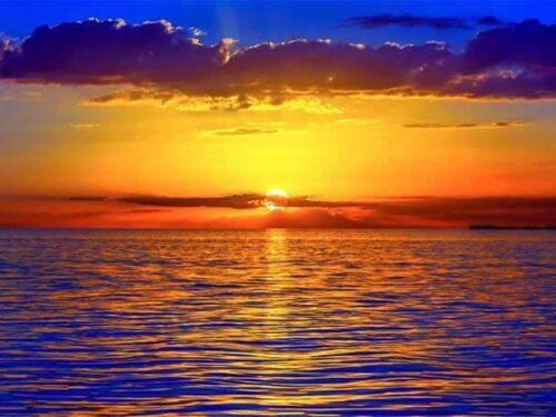 Il mare fa bene al cervello e rende felici. Lo dice la scienza..