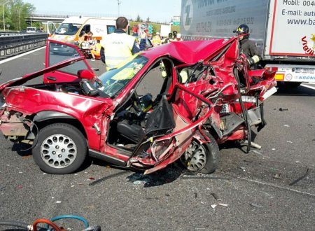 Torino. Abbandona il cane in autostrada, muore in un incidente 300 metri dopo