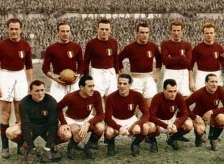 4 maggio 1949. Tragedia di Superga, così scomparve il grande Torino