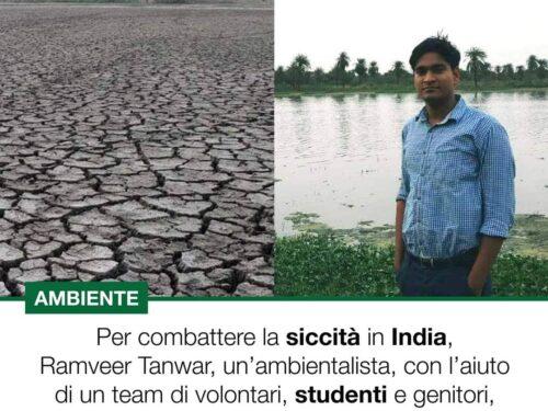 L'ambientalista che ha riportato in vita 12 laghi