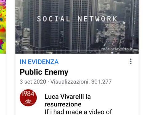 Public Enemy, l'inquietante messaggio all'interno della canzone