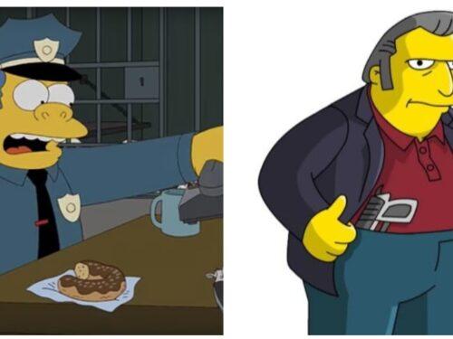 The Simpson, come mai nessuno ha chiesto scusa agli Italiani, per i personaggi stereotipati del commissario Winchester e Tony Ciccione?